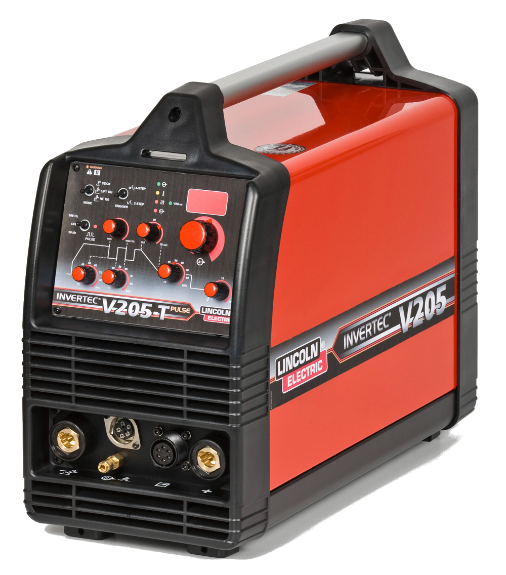 Tig Welder Invertec V205 Tp 2v Allied Welding