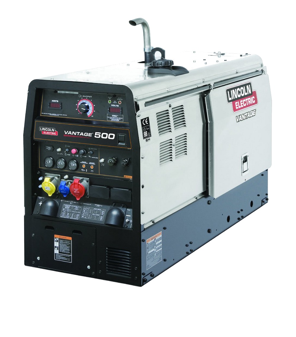 2007 polaris 500 wiring diagram multi process generator vantage 500ce (lincoln electric ...